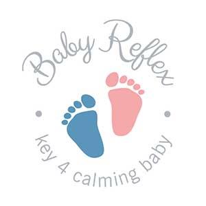 Baby Reflex Logo - Soul2Sole