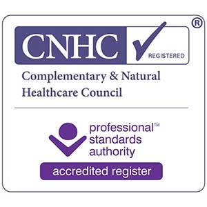 CNHC Quality Mark - Complementary Natural Healthcare Council - Soul2Sole